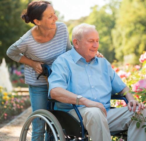 Opiekun/ka Osoby Starszej W Niemczech