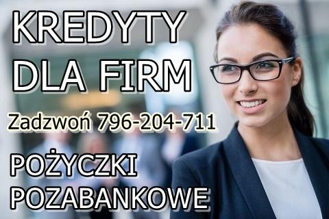 Szukasz Kredytu Lub Pożyczki Dla Swojej Firmy? Zadzwoń!