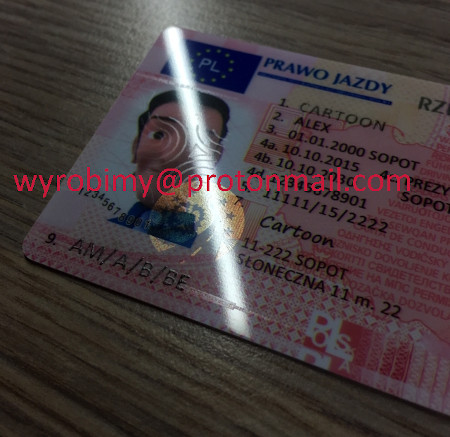 Dokumenty Kolekcjonerskie Dowód Osobisty Prawo Jazdy 2